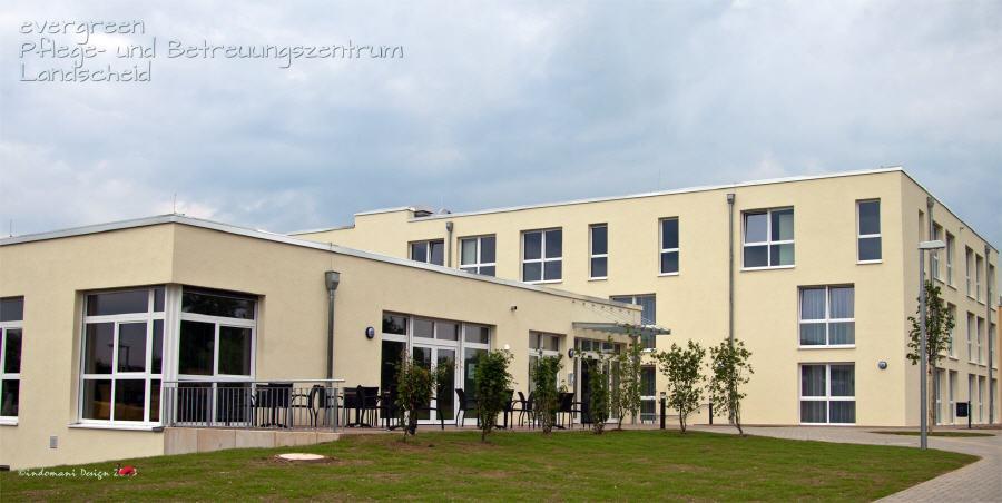 Zentrum f�r Betreuung und Pflege am Eifelsteig Landscheid