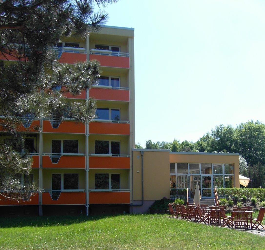 Johanniter-Unfall-Hilfe e.V.  - Johanniter-Quartier Werbellinsee