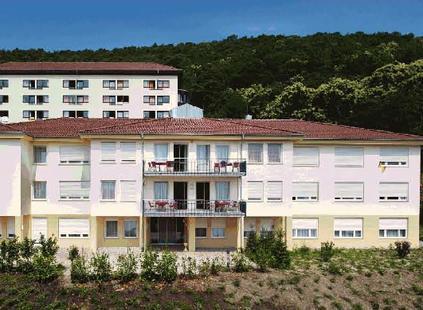 Haus Talblick Wohn- und F�rderzentrum f�r Menschen mit geistiger Behinderung