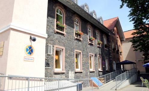 Haupthaus Mainterrasse