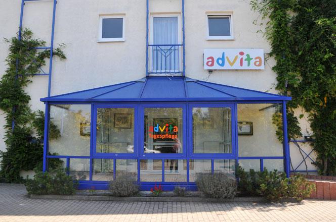 advita Tagespflege Weinb�hla