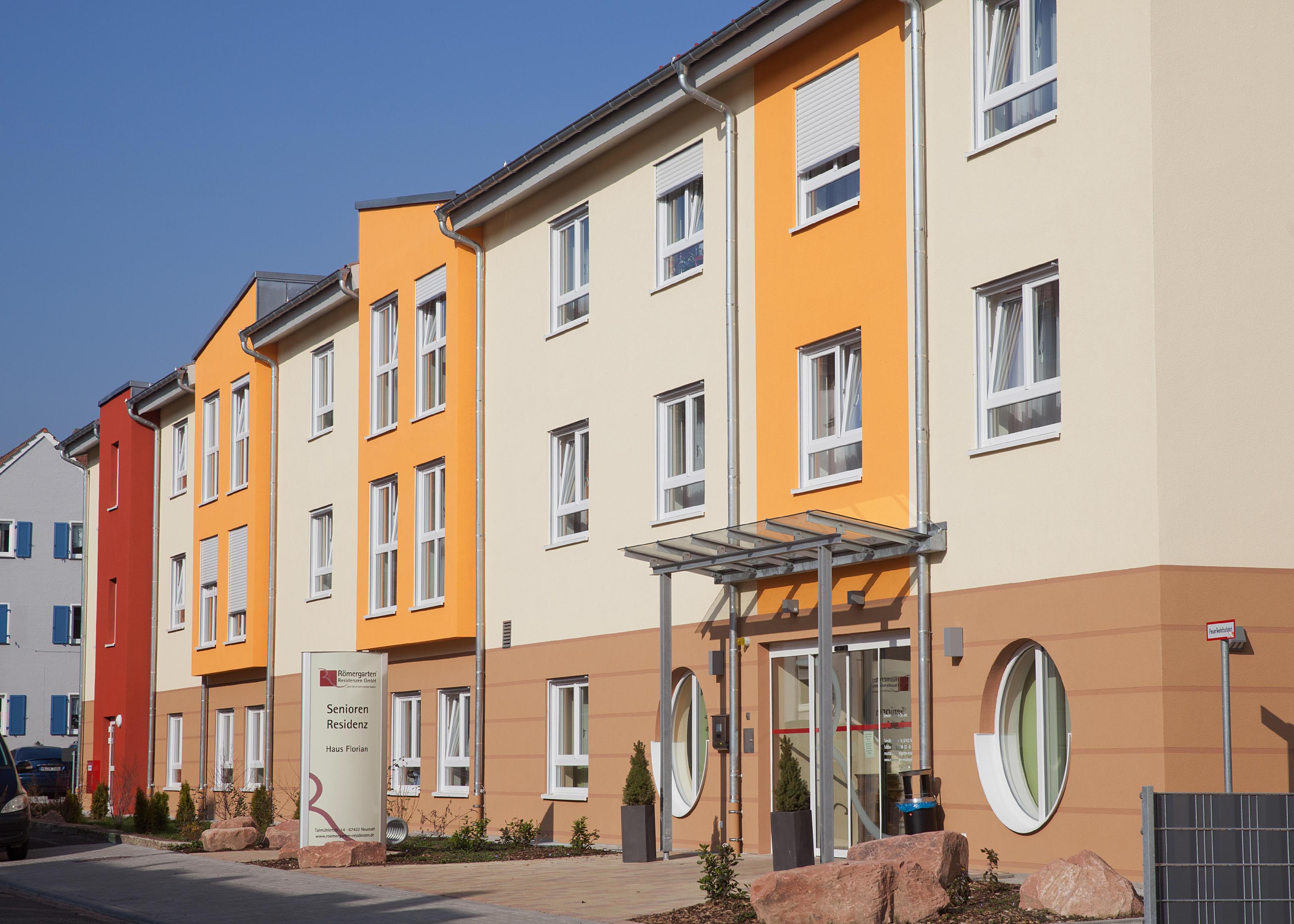 R�mergarten Residenzen Haus Florian