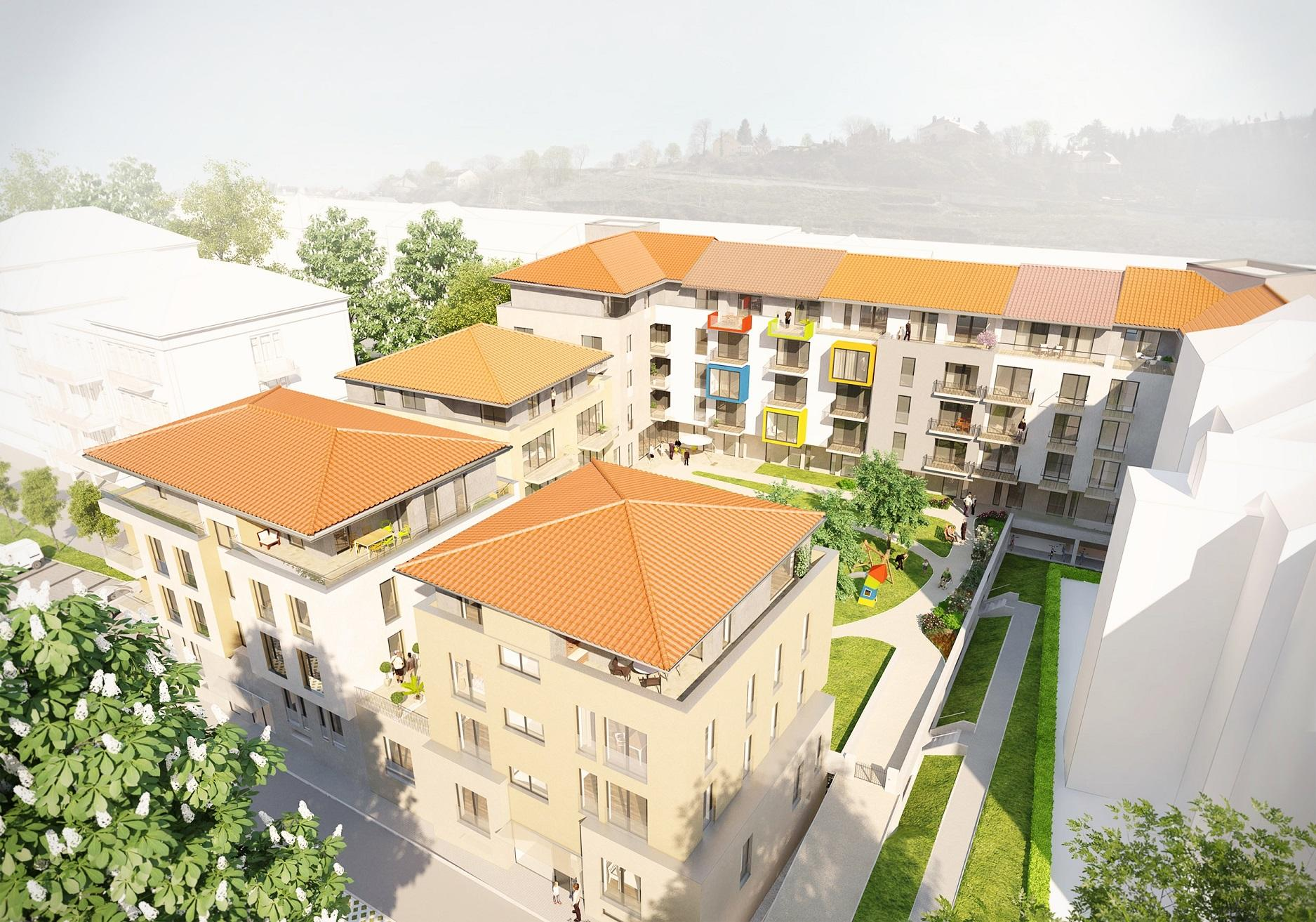 advita Quartier Neumarktschule