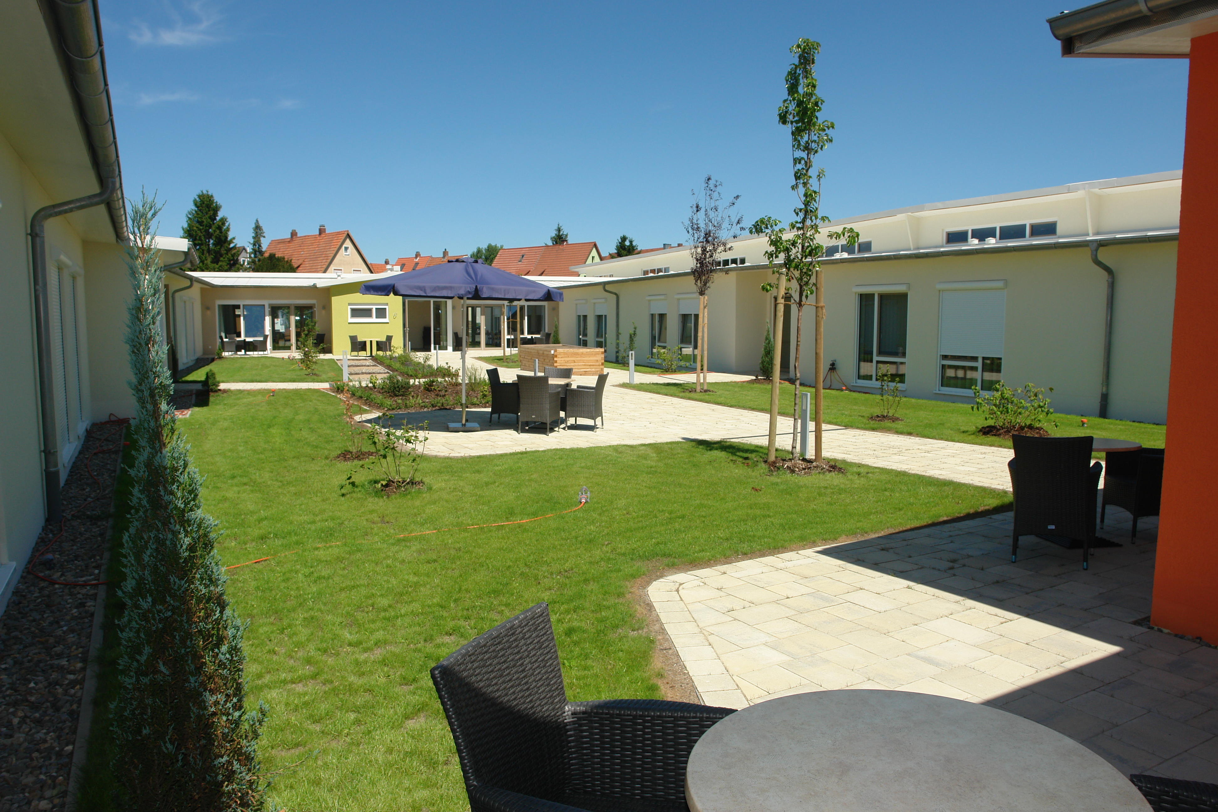 Diakonie-Seniorenhaus M�hlenpark