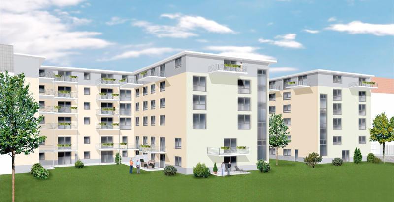 Zentrum f�r Betreuung und Pflege Evergreen Neunkirchen