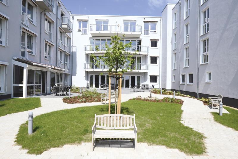 Zentrum f�r Betreuung und Pflege am Kirschbaumer Hof